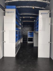 Peugeot-Boxer-L3H3 van equipmens