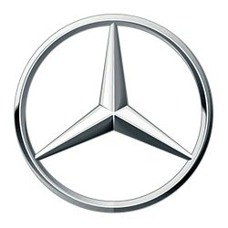 Logo Mercedes van