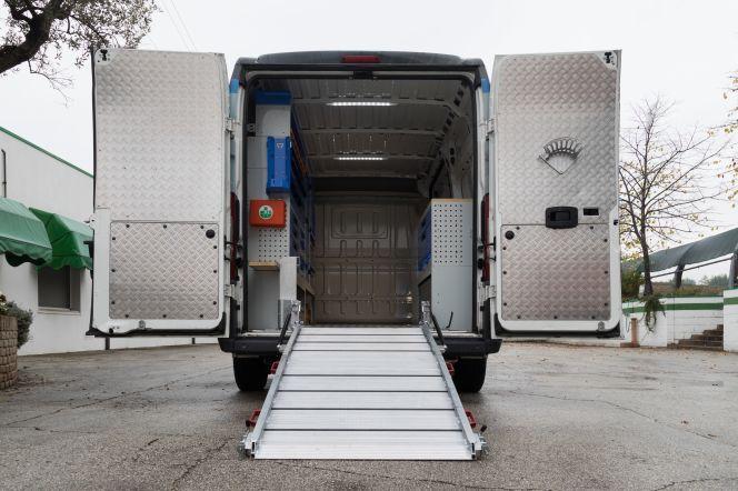 Van Loading Ramps