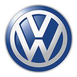 logo volkswagen van racking