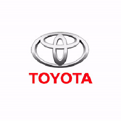 Logo Toyota van equipment