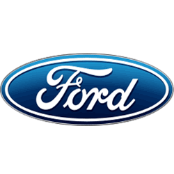 ford logo van racking