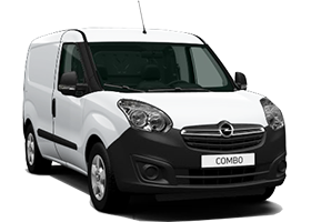 van equipment opel combo