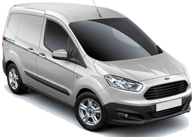 van racking systeme ford courier
